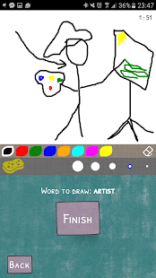 Draw and Guess Multiplayer - náhled