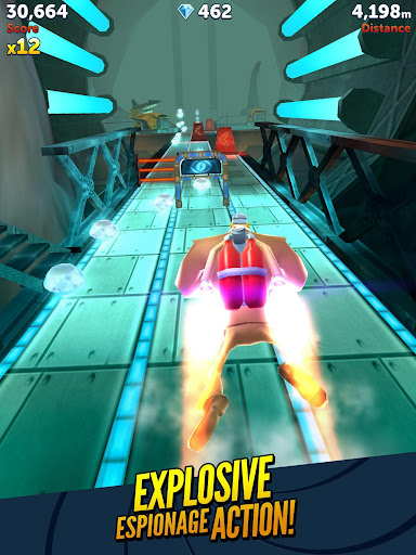 Agent Dash - Run Fast, Dodge Quick! screenshot 8