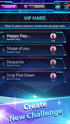 Tap Tap Reborn: Best of Indie Music - screenshot