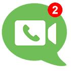 Videoconferencia gratuita Chat y Messenger icon