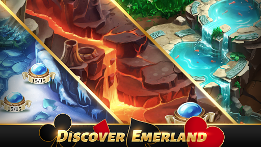 Emerland Solitaire 2 Card Game 72 screenshots 6