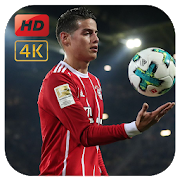 James Rodriguez Wallpapers HD icon