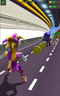 Rangers Subway Surf Power Ninja Steel 3D - náhled