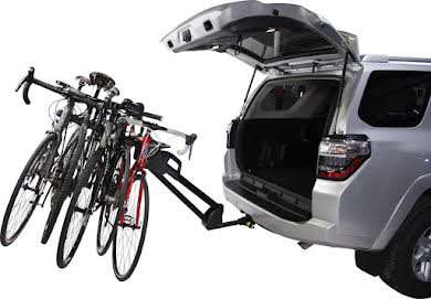 Saris 774 Glide EX 5-Bike Hitch Rack alternate image 2