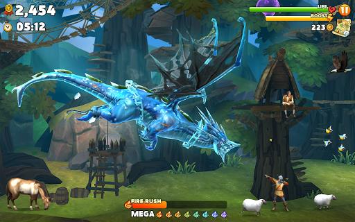 Hungry Dragonu2122 1.3 screenshots 12