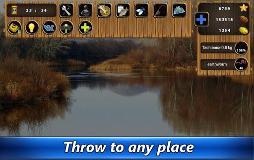 Fishing rain - fishing online screenshots 3