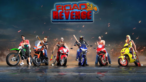 Road Revenge - Bike Games image | 17