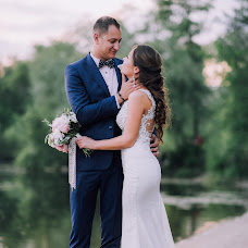 Wedding photographer Kseniya Krymova (Krymskaya). Photo of 22.10.2017