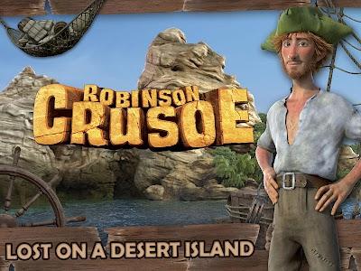 Robinson Crusoe : The Movie screenshot 10