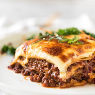 Lasagna Without Ricotta Cheese Recipes.