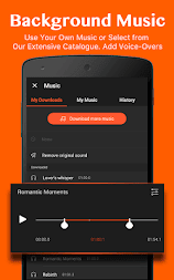 VideoShowLite:Video editor,cut,photo,music,no crop APK screenshot thumbnail 12