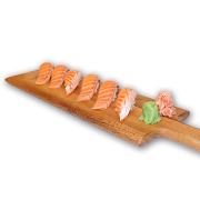 46. Small Salmon Sushi