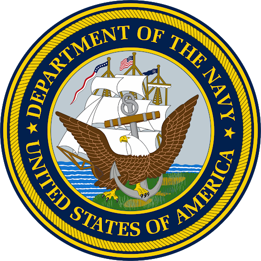 US Department of the Navy logo