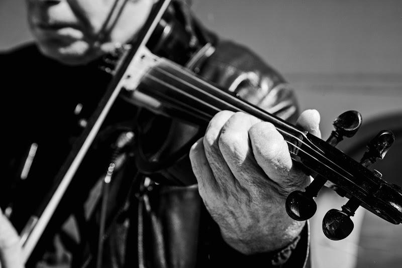 Il violinista pazzo di Licia Croce