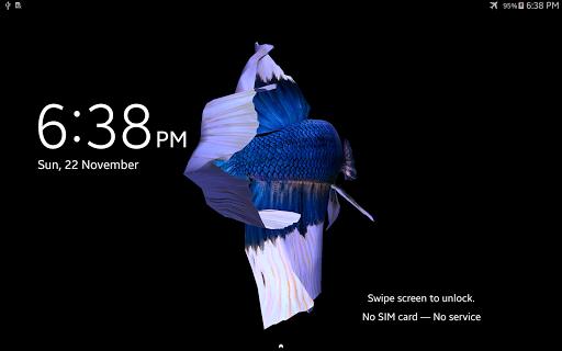 Betta Fish 3D screenshot 9