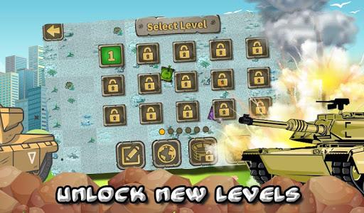 Tanks Toon War u2013 Block War 2.3 screenshots 4