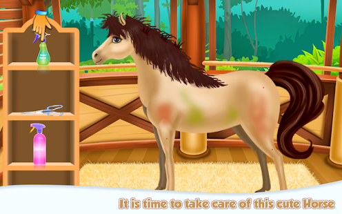 Horse Spa Caring- screenshot thumbnail