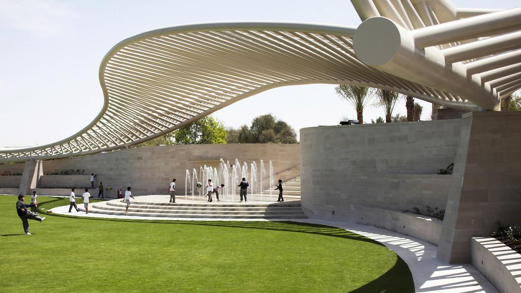 Seven reasons to visit Abu Dhabi's Mushrif Central Park - The National