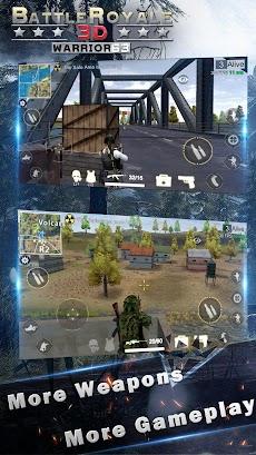 Battle Royale 3D - Warrior63のおすすめ画像3