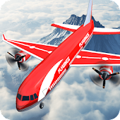 3D Flight Sim - Airplane