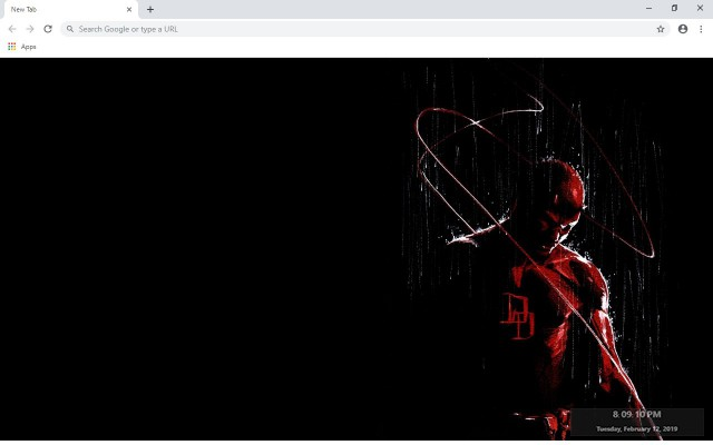 Daredevil New Tab & Wallpapers Collection