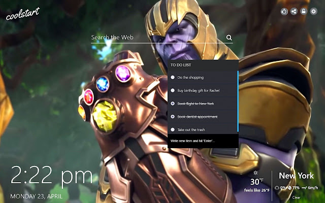 9000 Wallpaper Avengers Thanos HD Paling Keren