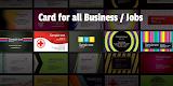 screenshot of Business Card Maker Free Visiting Card Maker photo