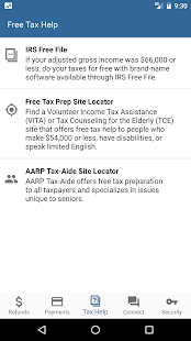 App IRS2Go APK for Windows Phone