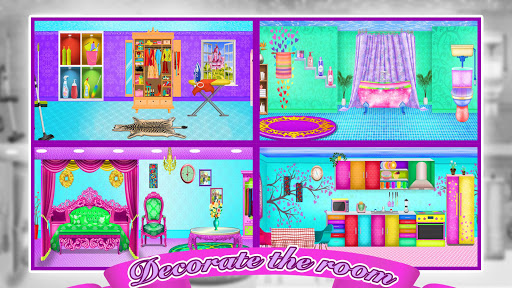 Doll House Decoration Girls Games 1.01.0 screenshots 3