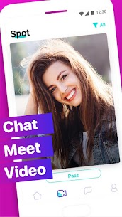 Hooya: video chat & live call 1