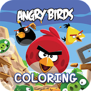Best Coloring Angry Birds