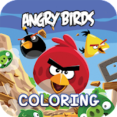 Tải Best Coloring Angry Birds miễn phí