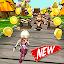 Teen Princess Dash – Subway Jungle Escape icon