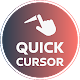 Download Quick Cursor: one hand mouse pointer For PC Windows and Mac
