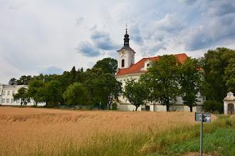 Photo: Opařany - kościółśw. Franciszka Ksawerego