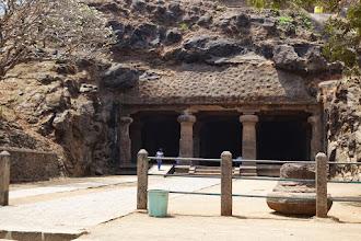 Photo: Elephanta Cave - UNESCO