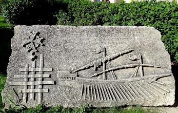 Photo: mémorial huguenot