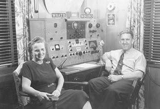 Photo: W8ATB W8QBO 1949