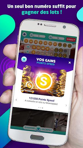 Télécharger Bravospeed : loterie gratuite à 5M€ mod apk screenshots 6