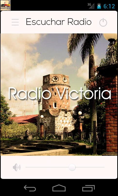 Radio Victoria Costa Rica- screenshot