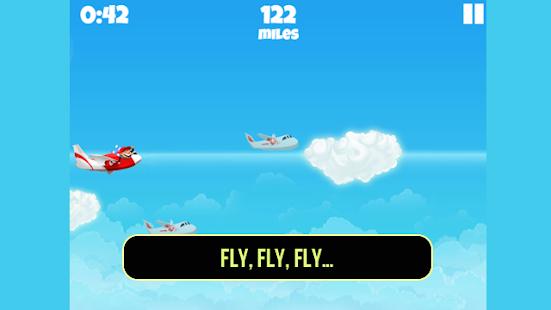 Funky Plane - náhled