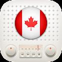 Radios Canada AM FM Free icon