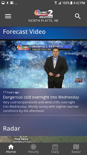 KNOP News 2 Weather  screenshots 2