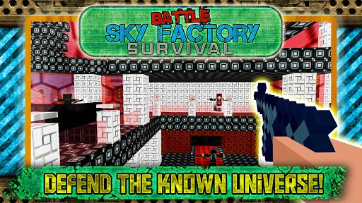 Battle Sky Factory Survival
