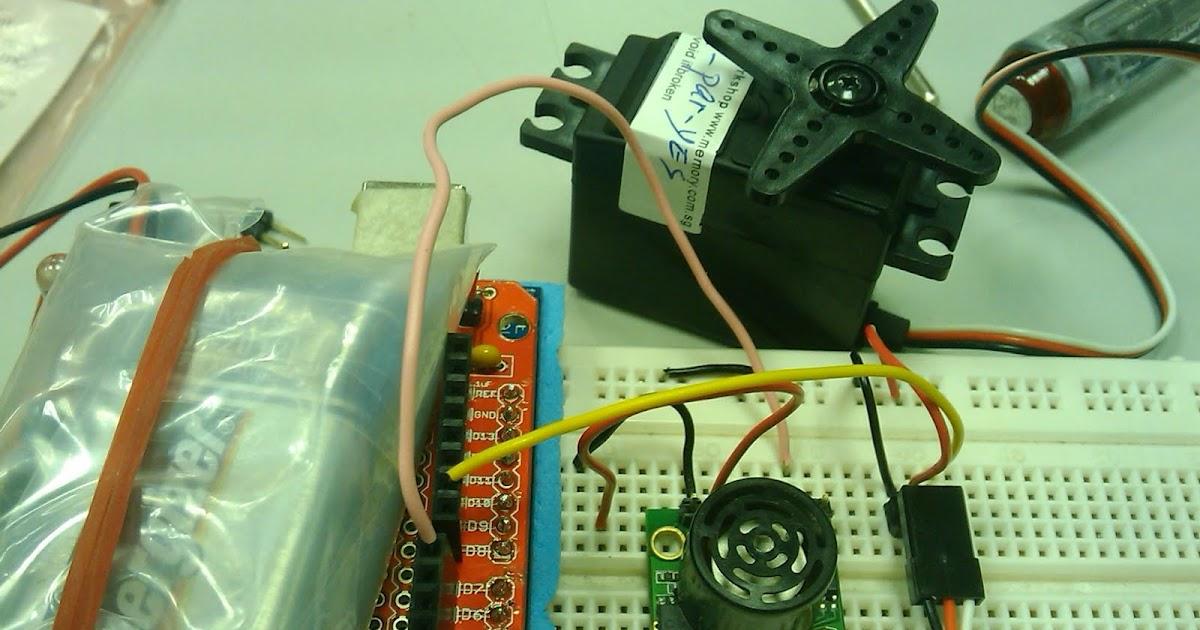 servo motor arduino code pdf