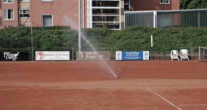 Photo: Niet te droog, niet te nat, precies goed moet het zijn!