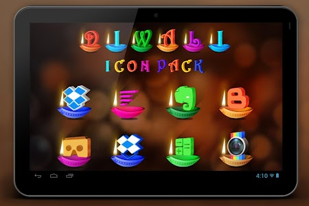 Diwali 2015 Icon Pack v1.0.0