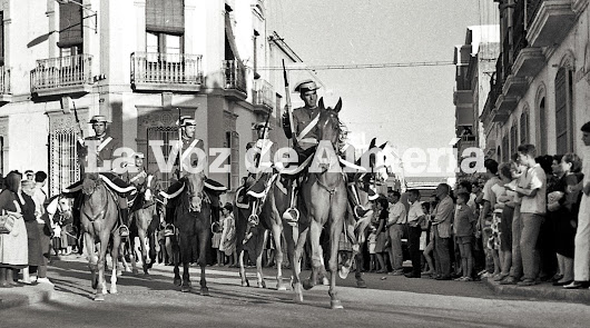 La Guardia Civil y sus desfiles
