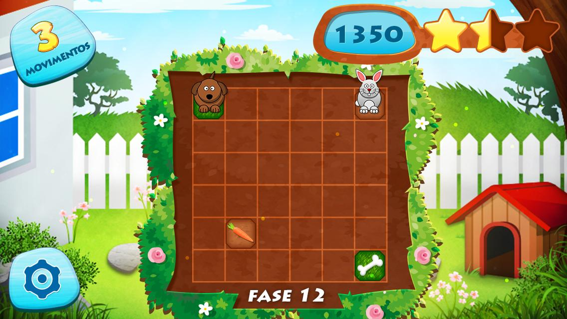 Labirinto Animal Xalingo- screenshot