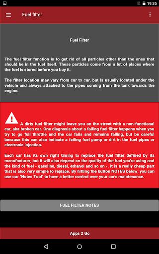 Car Manual - Problems and Repairs  screenshots 7
